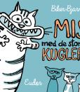 Mis med de store Kugler af Frank Madsen og Sussi Bech - billedbog