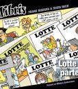 Eks Libris 4 Lotte går til parterapi af Frank Madsen og Sussi Bech - tegneserier