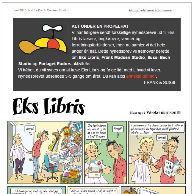 Eudor nyhedsbrev