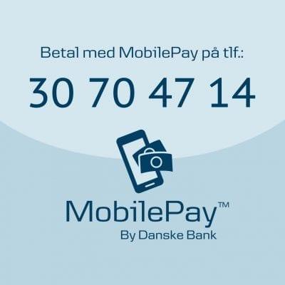 Betal dine børnebøger og tegneserier med MobilePay