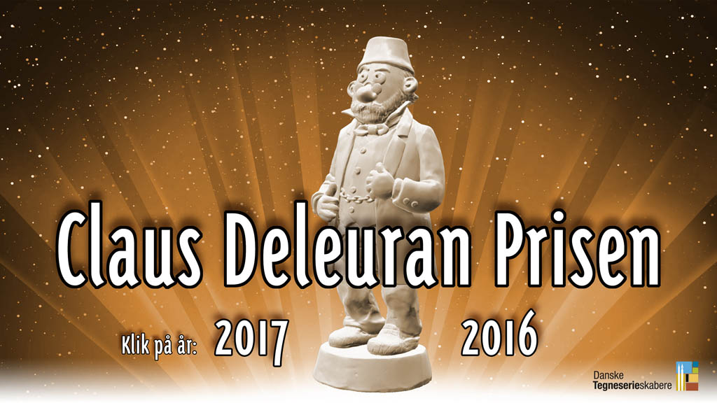 Claus Deleuran Prisen