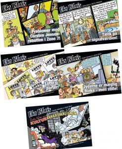 Eks Libris bind 1-5