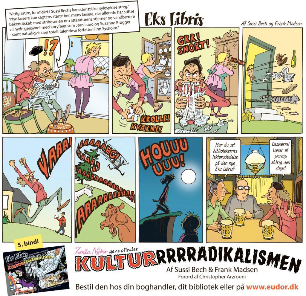 Eks-Libris-bind-5---finn-sysholm-bliver-lektøranmeldt