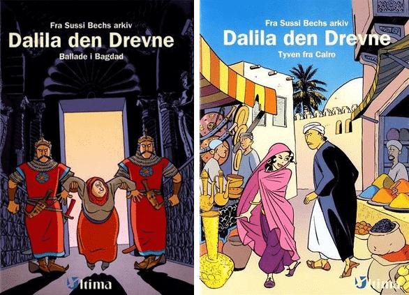 Dalila den Drevne