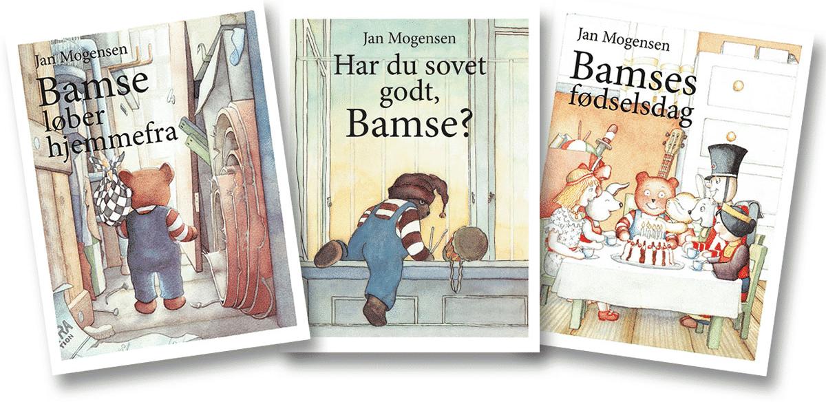 Jan Mogensens Bamse