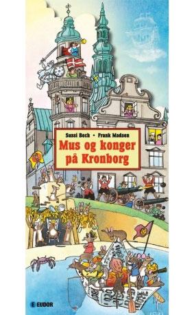 ebøger for børn - mus og konger på kronborg