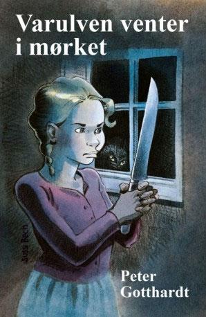 Ebøger for børn - Varulven venter i mørket