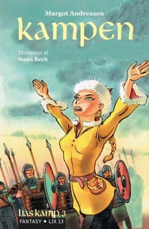 Ebøger for børn - Lias Kamp 3: Kampen