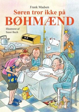 ebøger for børn - Søren tror ikke på bøhmænd