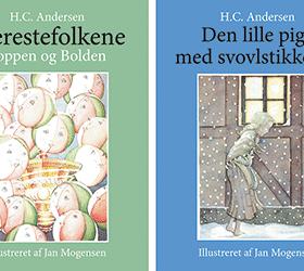 H.C. Andersen og Rita er rasende af Jan Mogensen