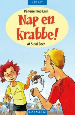 Letlæsning Nap en krabbe - klassiske bøger til børn