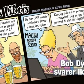 Eks Libris sammenlignet med Lauzier
