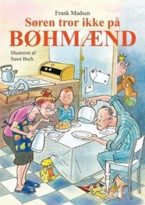 Søren tror ikke på bøhmænd - bøger til små børn