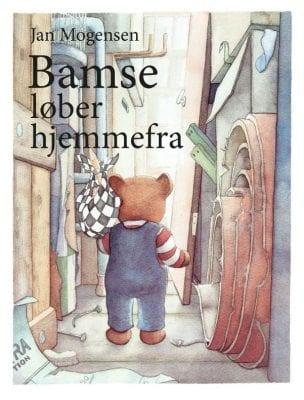Bamse-Bøgerne af Jan Mogensen - bøger til små børn