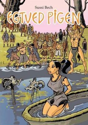 Egtved Pigen - sjove tegneserier til børn og unge