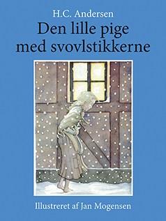 H.C. Andersen og Jan Mogensen - bøger til små børn
