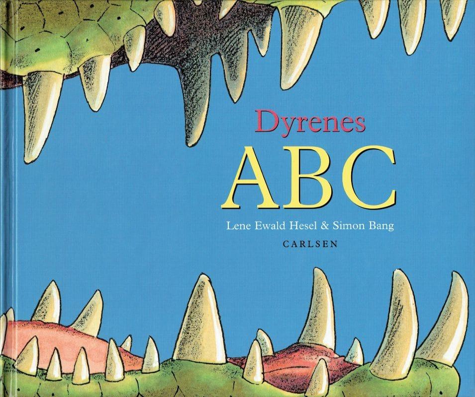 Dyrenes ABC af Lene Ewald Hesel og Simon Bang