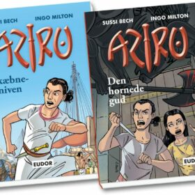 Aziru e-bog af Sussi Bech og Ingo Milton