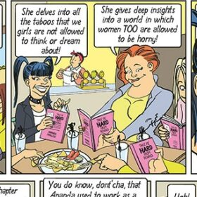 ex-libris-satire-comics-bande-dessinee-feminism-literature-50-shades
