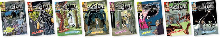 gustav og raketbroderskabet kapitelbøger børnebøger bøger for børn 9 år