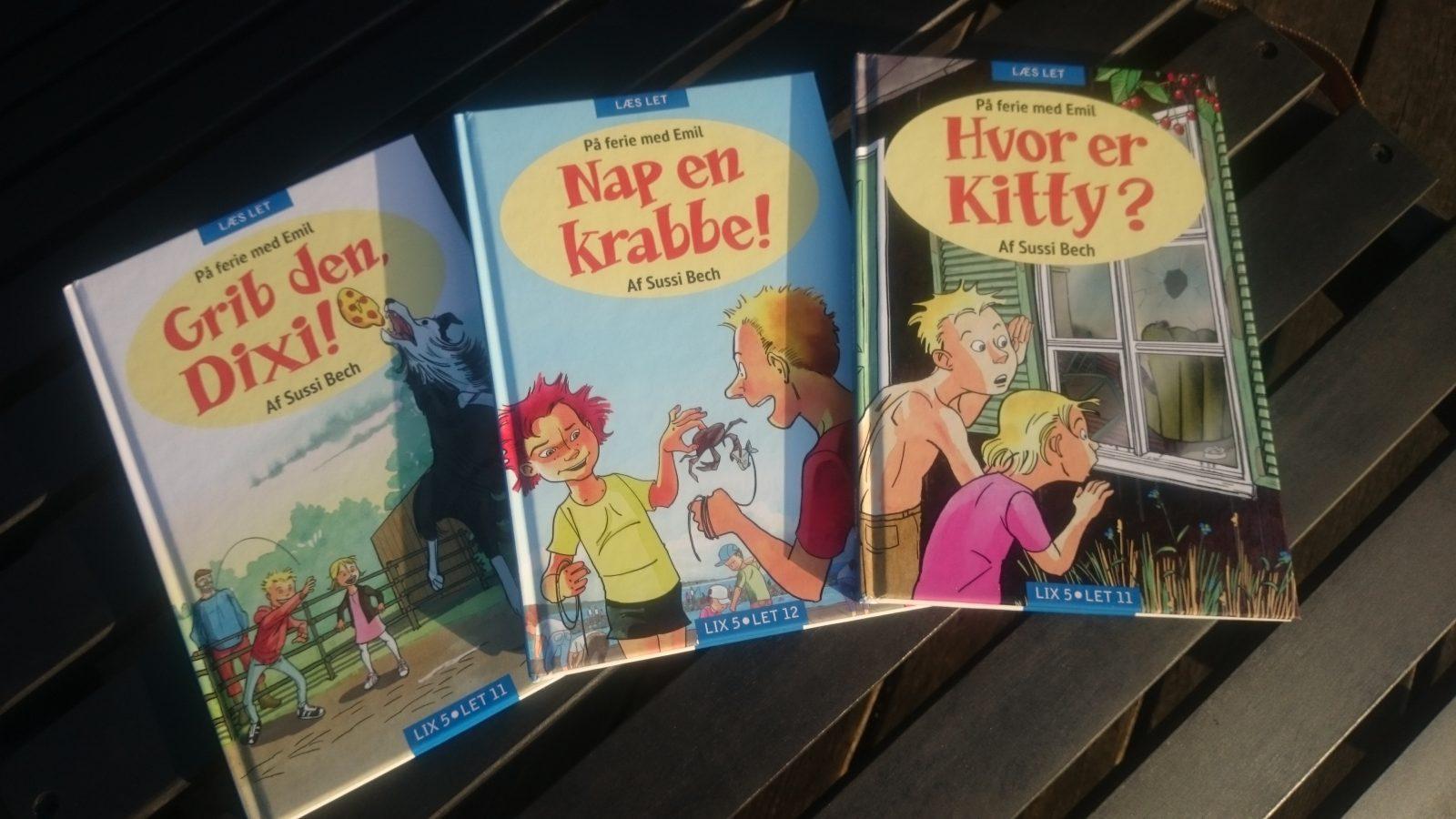 Sommerlæsning for børn