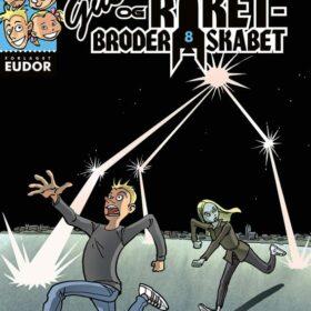 Gustav og Raketbroderskabet bind 8
