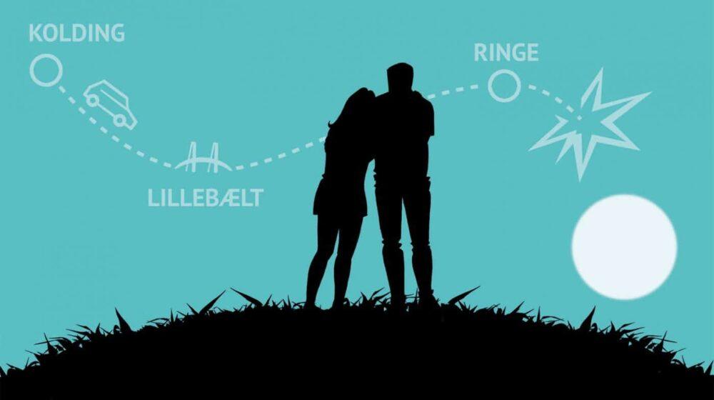 Young Adult roman Hemmeligheder af Vibeke B. Arildsen