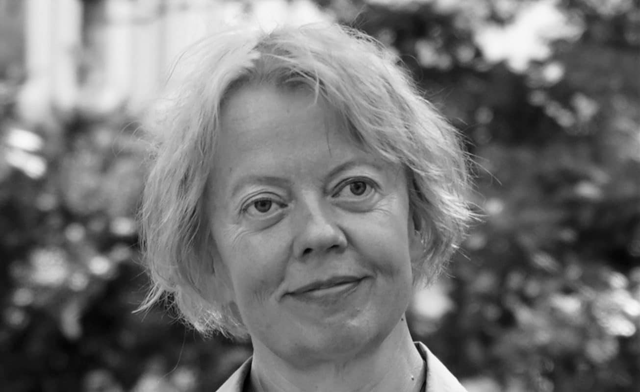 Vibeke B. Arildsen. Fotograf: Per Johansen.