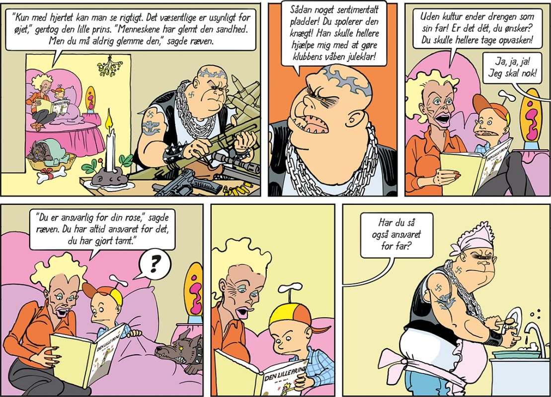 kvinder-i-tegneserier-stærke-tegneseriekvinder
