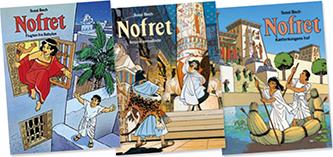 nofret-tegneserie-album-1-2-3