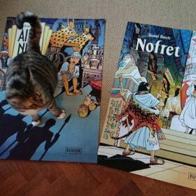 Gratis Nofret plakat poster