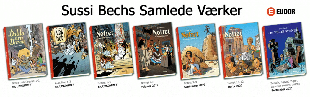 Sussi-Bechs-Samlede-Værker