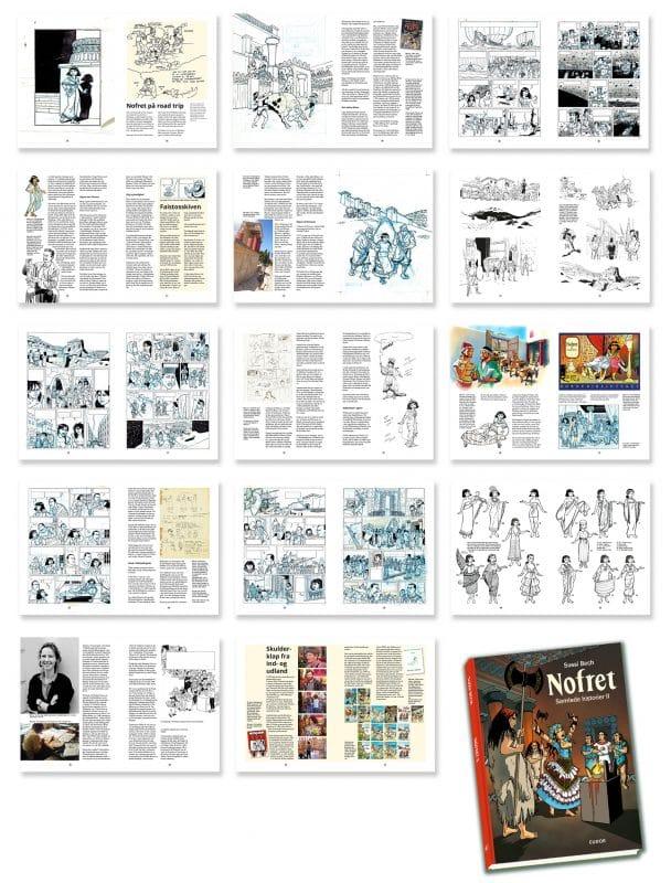 Sussi Bechs Samlede Værker bind 5 ekstramateriale