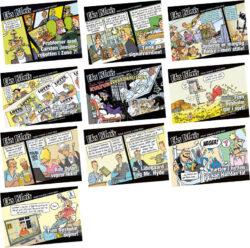 Eks Libris komplet tegneserie tegneserier
