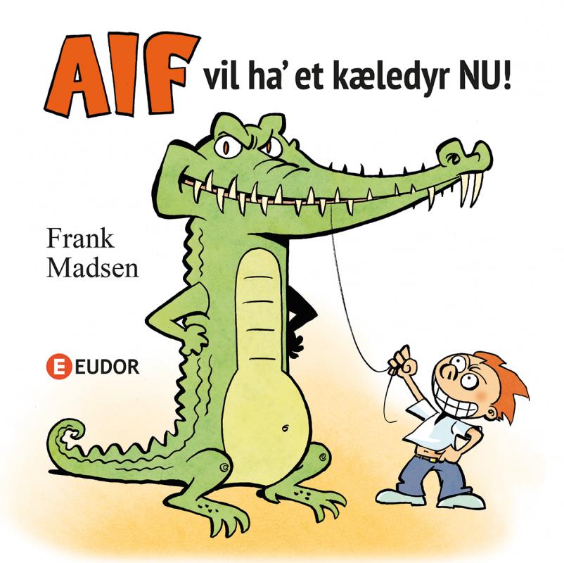 Alf vil ha' et kæledyr NU!