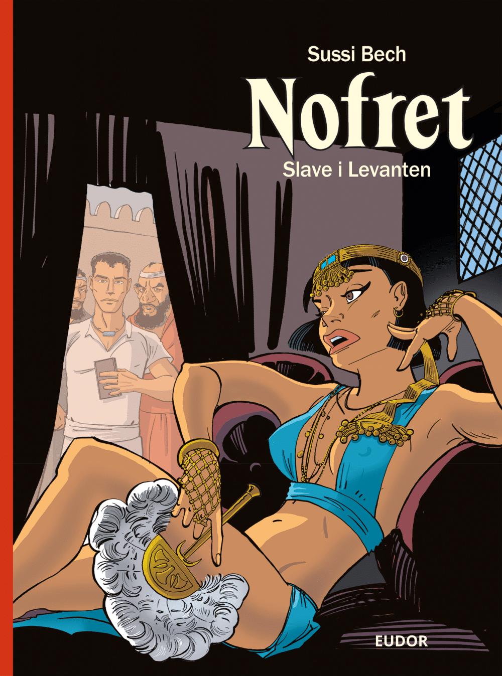 Nofret---Slave-i-Levanten---COVER-SORT