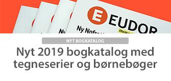 bogkatalog 2019 eudor - tegneserier-billedbøger-børnebøger