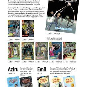 bogkatalog tegneserier bøger børnebøger billedbøger side 3