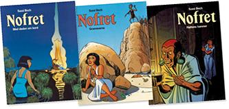 nofret-tegneserie-bind-7-8-9