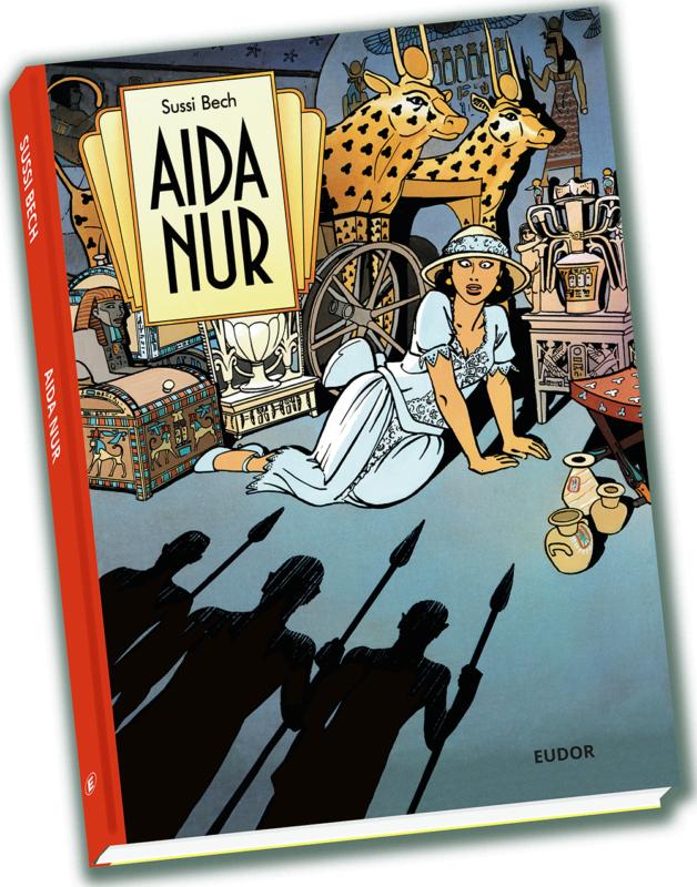 Aida Nur egypten tutankhamon tutankhamons grav kongernes dal