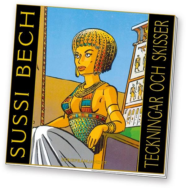 Sussi-Bech-Seriefrämjandet-teckningar-och-skisser