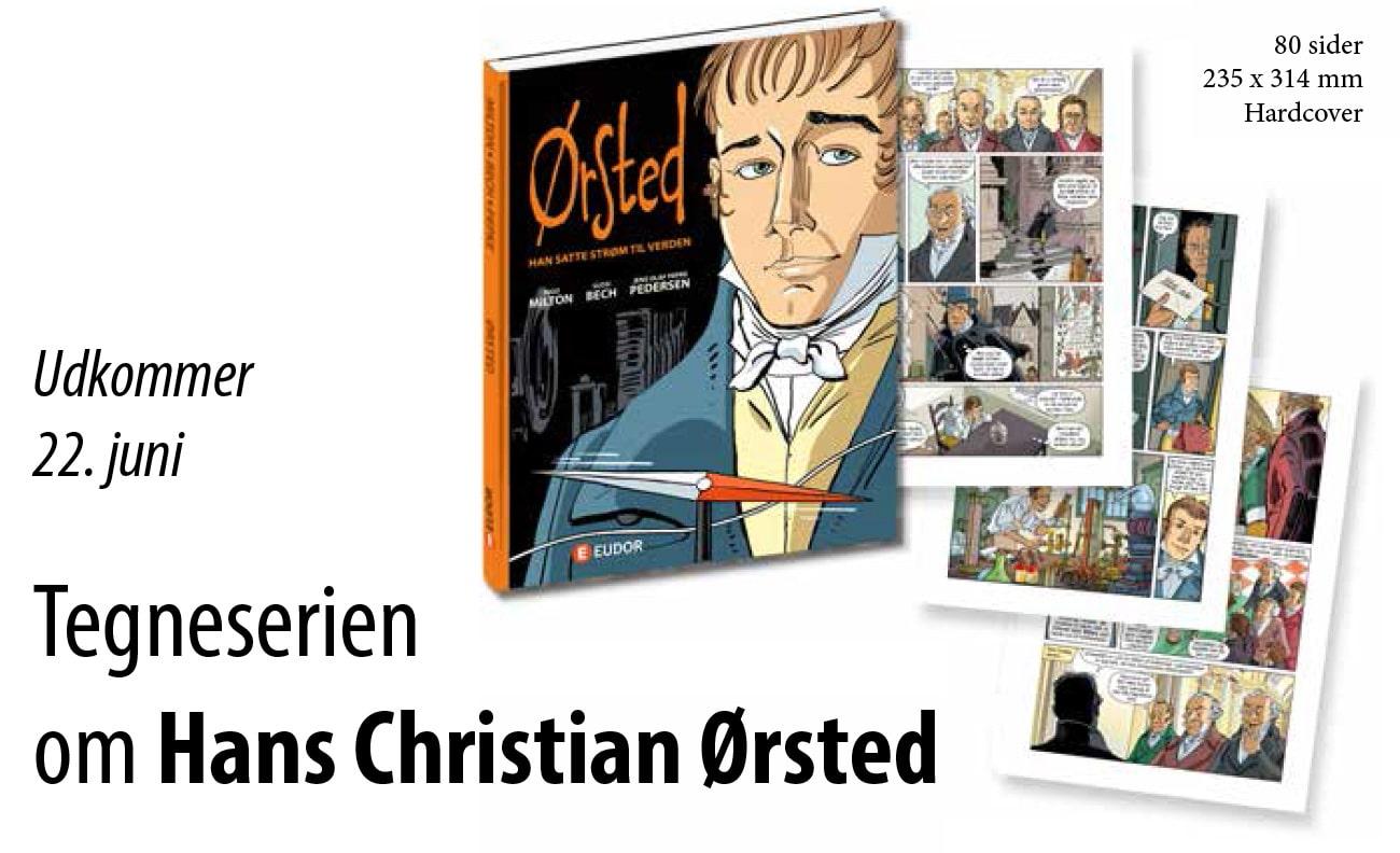 tegneserien om tegneserien om Hans Christian Ørsted