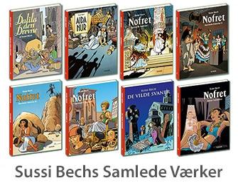 tegneserie-Sussi-Bechs-Samlede-Værker-EUDOR-topbanner