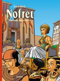 Nofret – Samlede historier IV tegneserie tegneserier