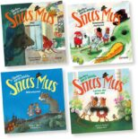 Snus Mus detektivhistorier for børn