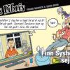 Eks Libris 10 tegneserie satire litteratur forfattere