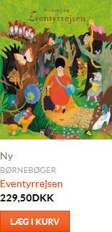 Eventyrrejsen billedbog af Tove Krebs Lange