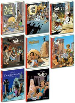 tegneserie-tegneserier-Sussi-Bechs-Samlede-Værker-Slave-i-Levanten-small