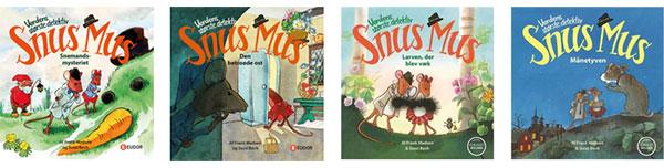 billedbog for børn billedbøger snus mus
