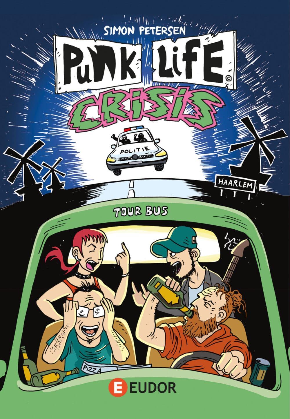 Punk Life Crisis af Simon Petersen